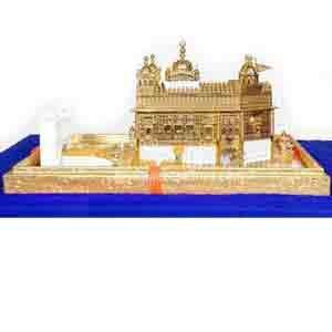 Golden Temple Replica