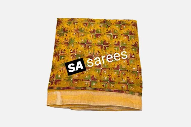 buy phulkari saree online