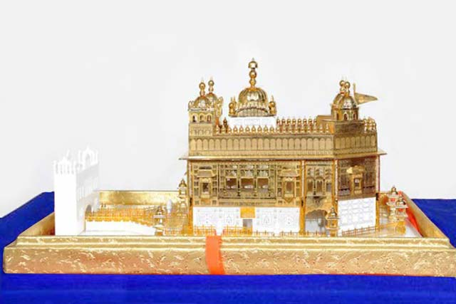 buy sikhi items online golden temple replica