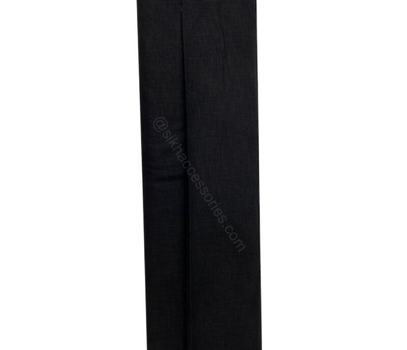 Black Set Kurta Fabric