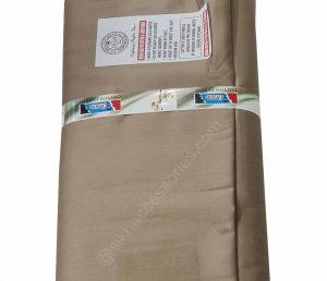 Buy Light Brown Kurta Pajama Fabric Online