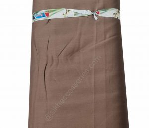 Buy Coffee Brown Kurta Pajama Fabric Online