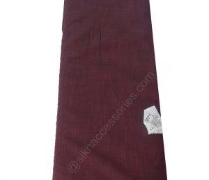 Buy Dark Maroon Kurta Pajama Fabric Online