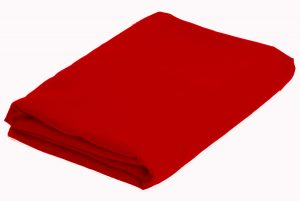 Buy Bright Red - Supreme Voile Turban Online