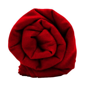 Buy Blood Red Rubia Voile Turban Online