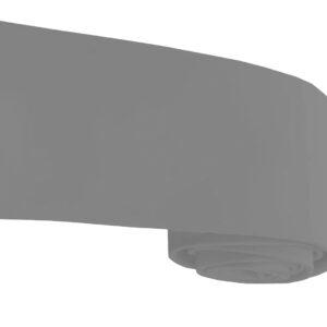 Buy Steel Grey Full Voile Turban Online